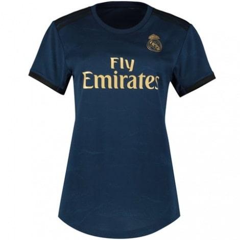 Женская гостевая футболка Реал Мадрид 2019-2020