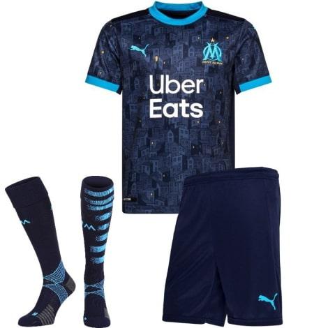 Гостевая игровая футболка Атлетико Мадрид 2019-2020 бренд