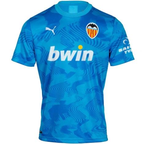 Взрослый комплект третьей формы Валенсия 2019-2020 футболка