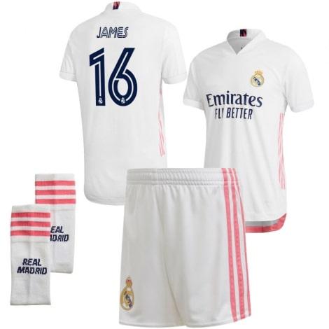 Детская домашняя футбольная форма Хамес Родригес 2020-2021