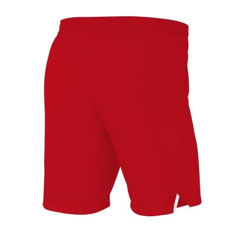 Комплект взрослой гостевой формы Севильи 2019-2020 шорты сзади