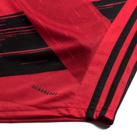Домашняя футболка Бельгии на ЕВРО 2020-21 Эден Азар ткань