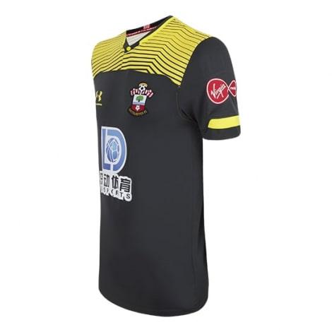 Гостевая игровая футболка Саутгемптон 2019-2020 сбоку