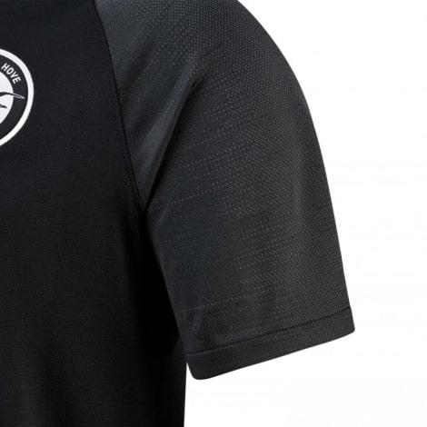 Гостевая игровая футболка Брайтон энд Хоув Альбион 2019-2020 рукав