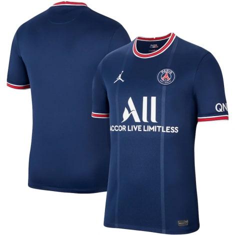 Домашняя игровая футболка ПСЖ 2021-2022