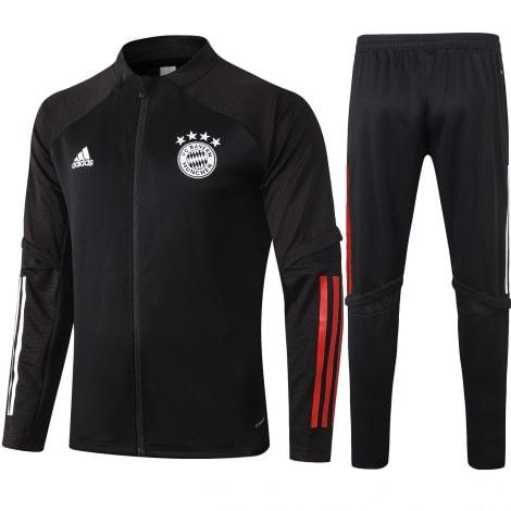 Черный спортивный костюм Бавария 2021-2022