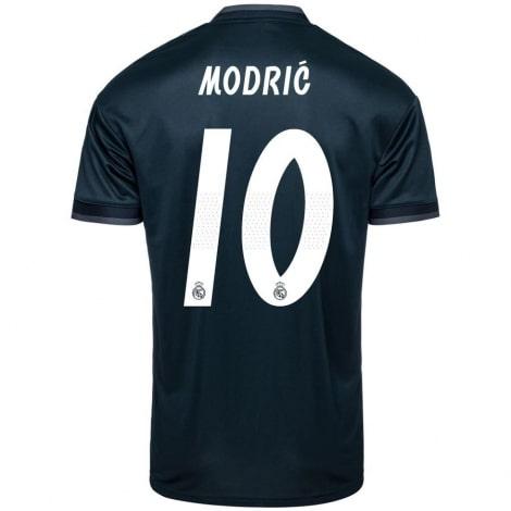 Гостевая футболка Реал Мадрид 2018-2019 Лука Модрич номер 10