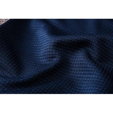Синий спортивный костюм Арсенал 2021-2022 ткань