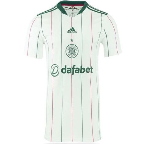 Комплект взрослой третьей формы Селтик 2021-2022 футболка