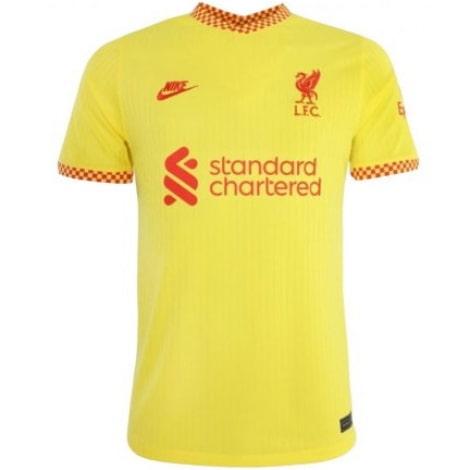 Комплект взрослой третьей формы Ливерпуля 2021-2022 футболка