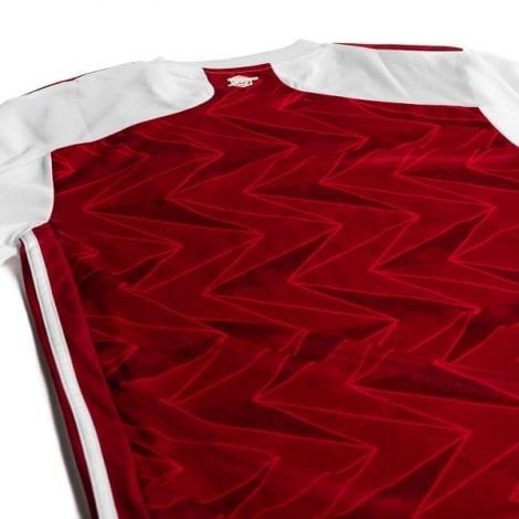 Домашняя игровая футболка Арсенала 2020-2021 сзади