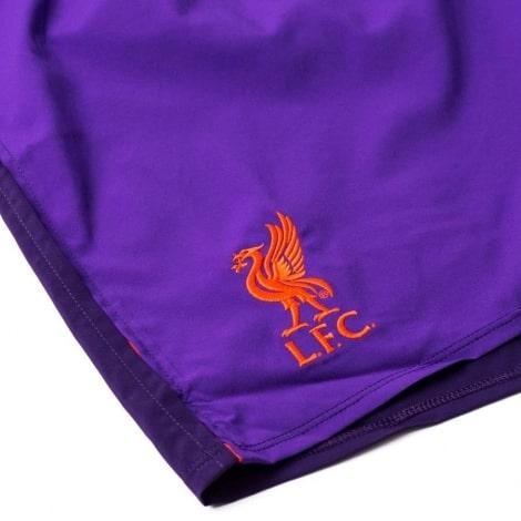 Детские гостевые шорты Роберто Фирмино номер 9 2018-2019 герб клуба