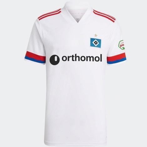 Домашняя игровая футболка Гамбург 2020-2021