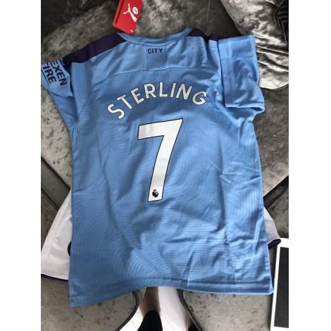 Домашняя футболка Манчестер Сити 19-20 Рахим Стерлинг