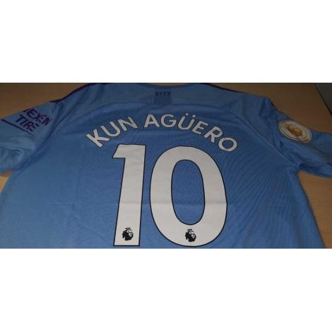 Домашняя футболка Манчестер Сити 19-20 Кун Агуэро номер 10
