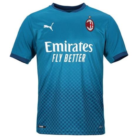 Третья игровая футболка Милана 2020-2021