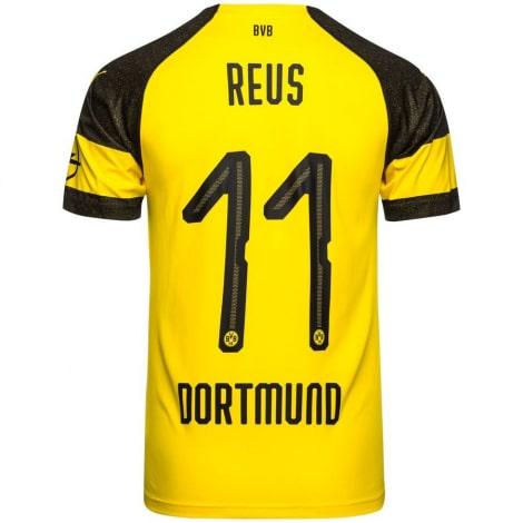 Домашняя футболка Боруссии Дортмунд 2018-2019 Марко Ройс
