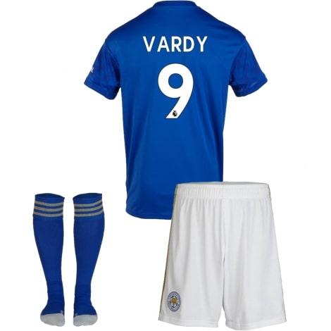 Детская домашняя форма Лестера VARDY 19-20 футболка шорты и гетры