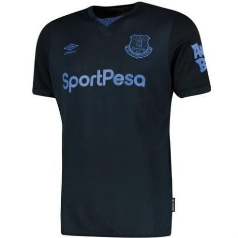 Третья игровая футболка Эвертон 2019-2020