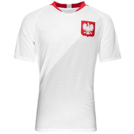 Домашняя футболка сборной Польши на чемпионат мира 2018