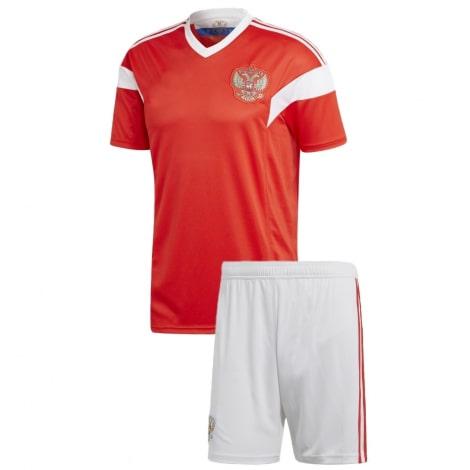 Футбольная форма сборной России на чемпиона мира 2018 футболка и шорты