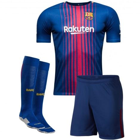 Домашняя футбольная форма Барселоны 2017-2018