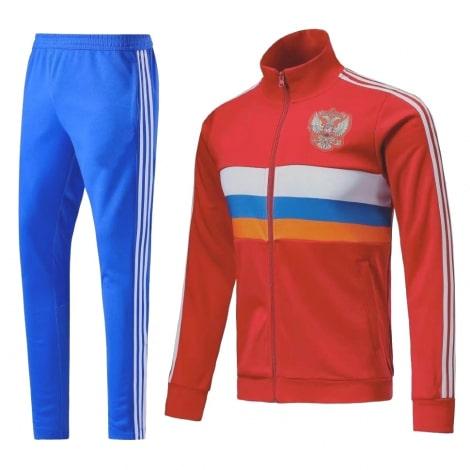 Спортивный костюм сборной России по футболу 2018 кофта и штаны
