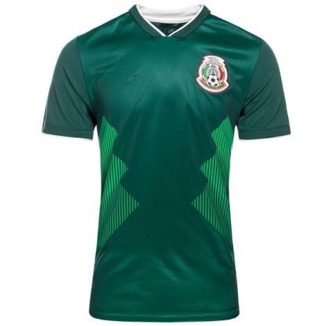 Домашняя футболка сборной Мексики на чемпионат мира 2018