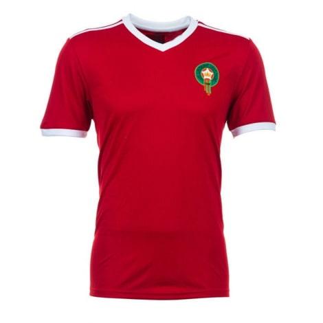 Гостевая футболка сборной Марокко на чемпионат мира 2018