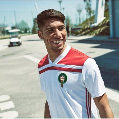 Домашняя футболка сборной Марокко на чемпионат мира 2018