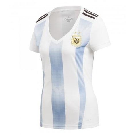 Женская домашняя футболка Аргентины на ЧМ 2018