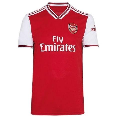 Домашняя игровая футболка Арсенала 2019-2020