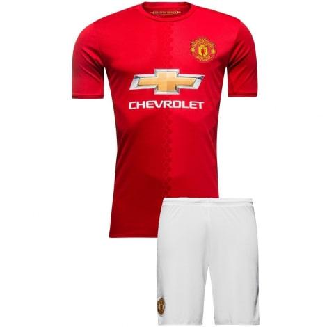 Домашняя футбольная форма Манчестер Юнайтед 2016-2017
