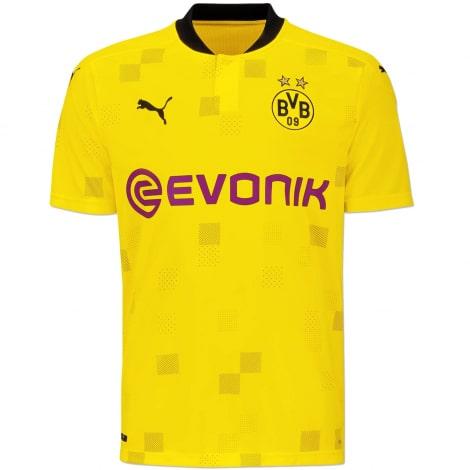 Четвертая игровая футболка Боруссии Дортмунд 2020-2021