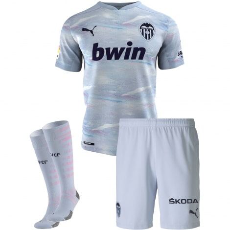 Комплект детской третьей формы Валенсия 2020-2021 футболка шорты и гетры