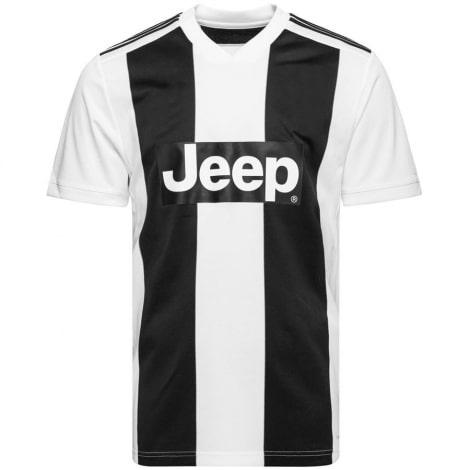 Домашняя игровая футболка Ювентуса 2018-2019