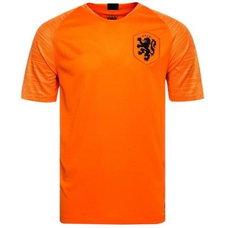 Домашняя футболка сборной Голландии сезона 2018-2019