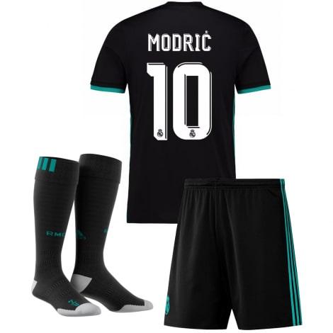 Детская гостевая футбольная форма Лука Модрич 2017-2018