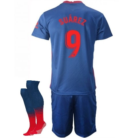 Комплект взрослой гостевой формы Лион 2020-2021 футболка