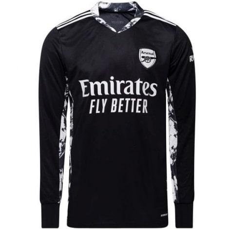 Вратарская домашняя футболка Арсенала 2020-2021