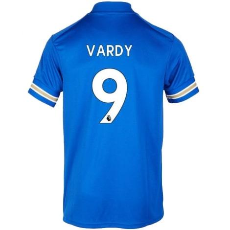 Домашняя игровая футболка Лестер Сити VARDY 20-21 номер 9