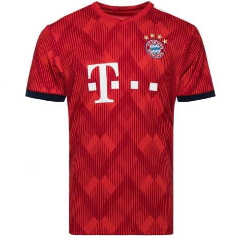 Домашняя игровая футболка Баварии 2018-2019