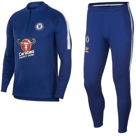 Детский тренировочный костюм Челси 2018-2019