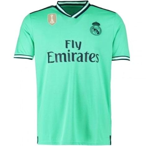 Третья игровая футболка Реал Мадрид 2019-2020