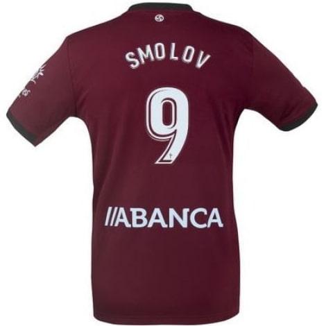Гостевая футболка Сельты Федор Смолов 2019-2020