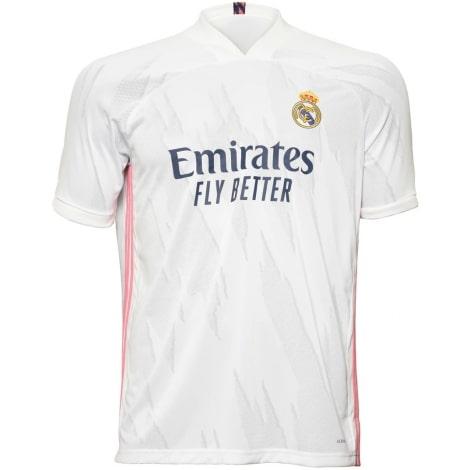 Детский комплект домашней формы Реал Мадрид 2020-2021 футболка