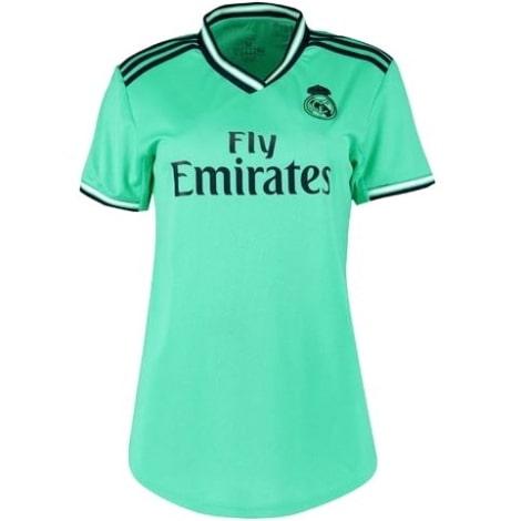 Женская третья футболка Реал Мадрид 2019-2020