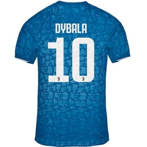 Третья футболка Ювентуса 2019-2020 Пауло Дибала