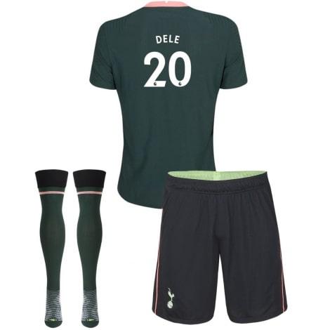 Детская гостевая футбольная форма Деле Алли 2020-2021