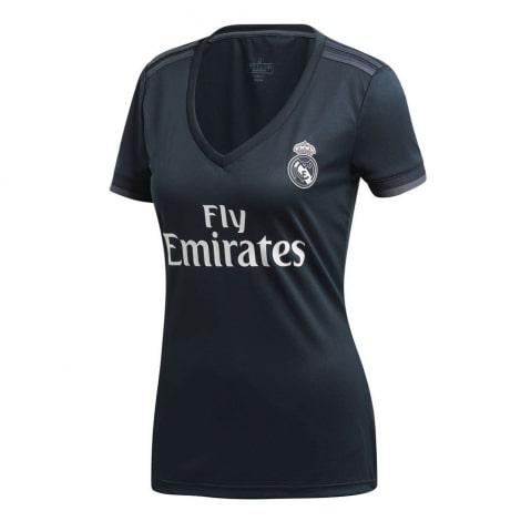Женская гостевая футболка Реал Мадрид 2018-2019